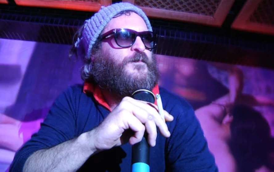 joaquin phoenix retired