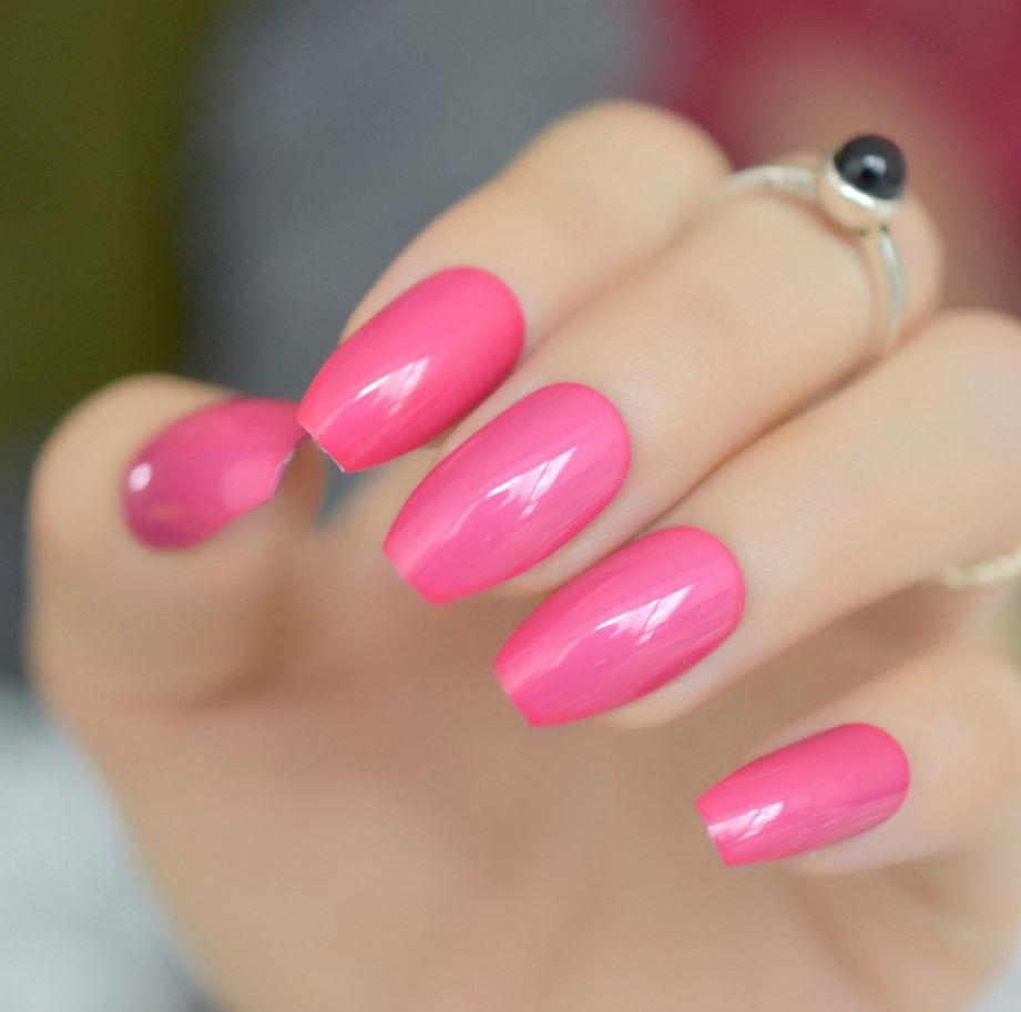 natural ballerina nails