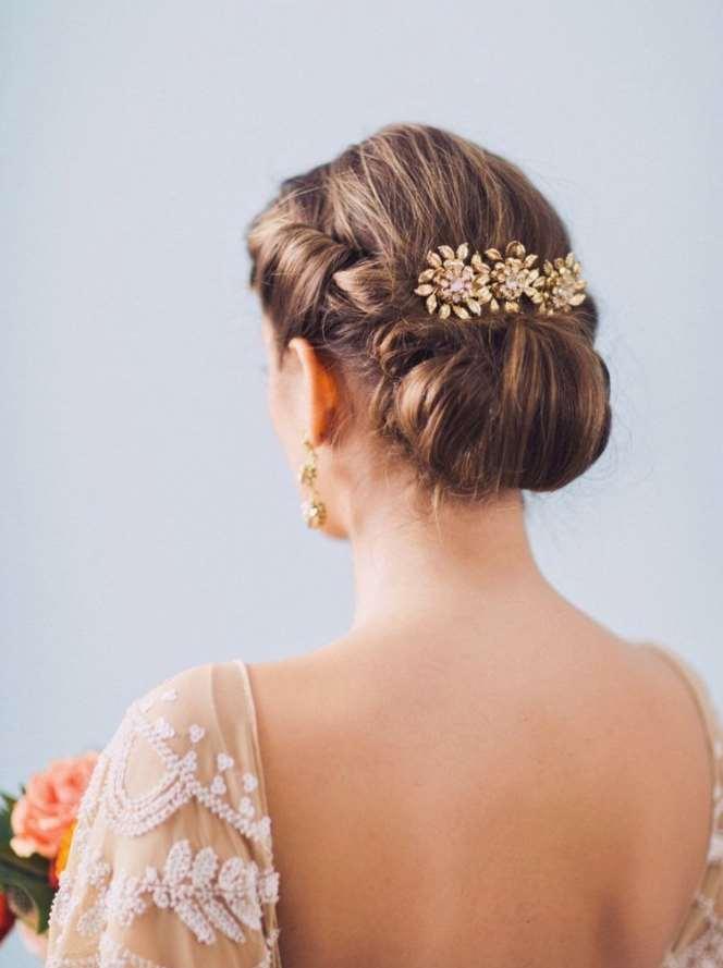 natural hair wedding hairstyles
