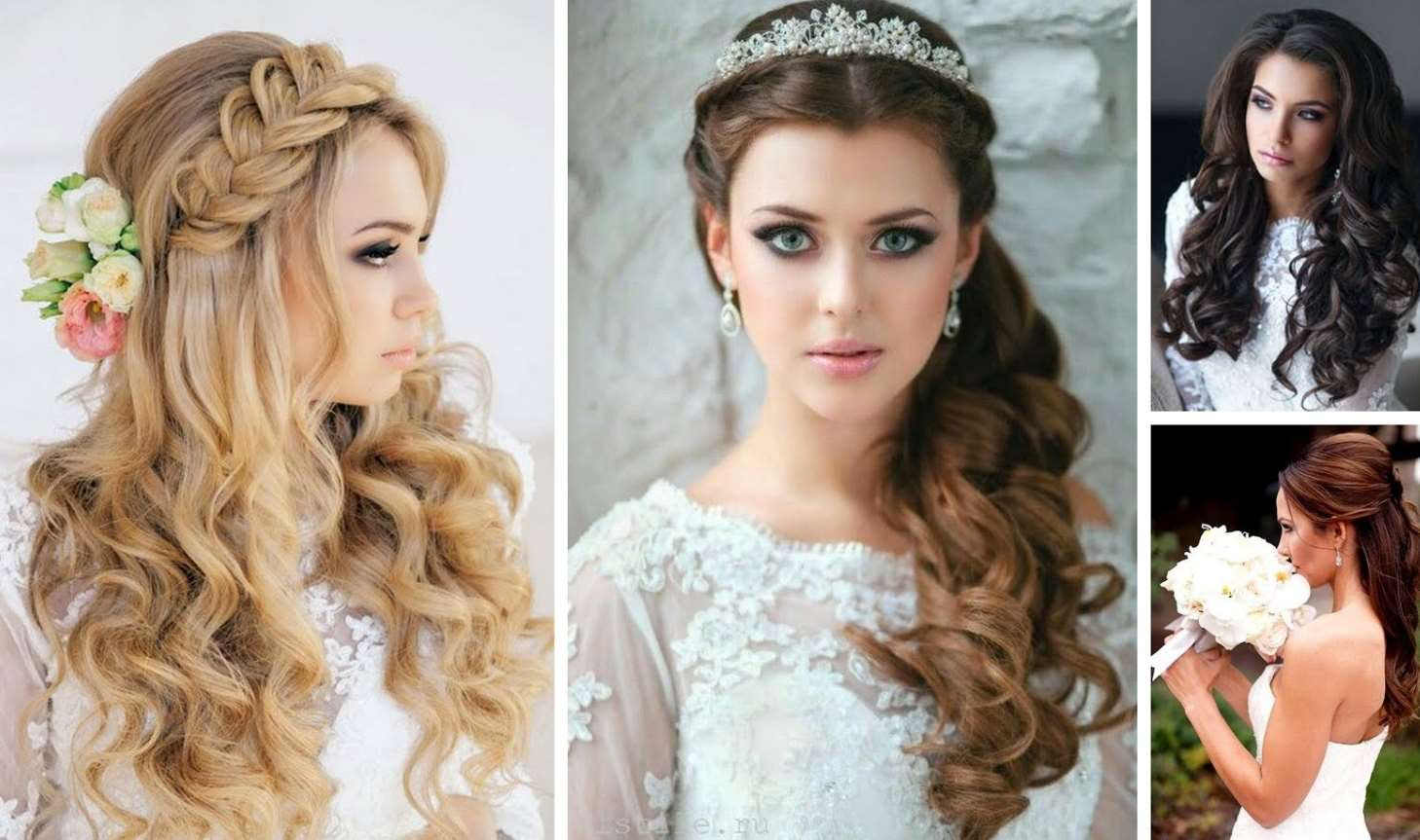 princess hairstyles for weddings