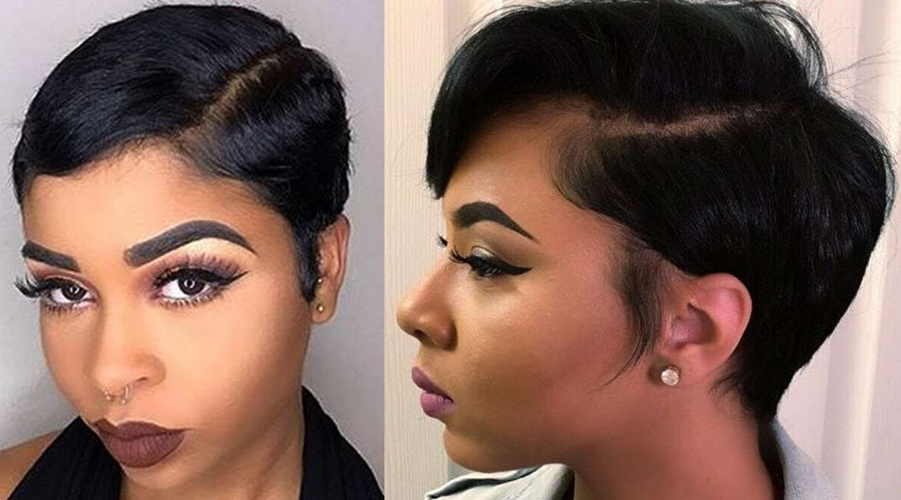 short asymmetrical haircuts
