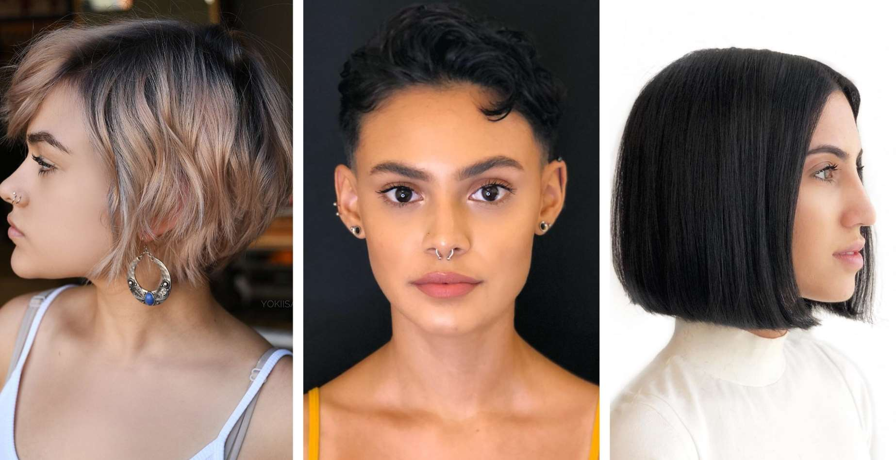 short womens hairstyles