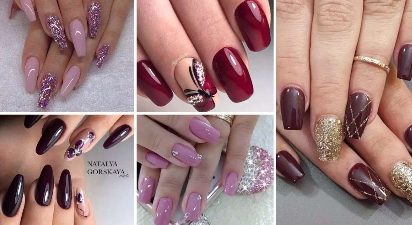 simple beautiful nails