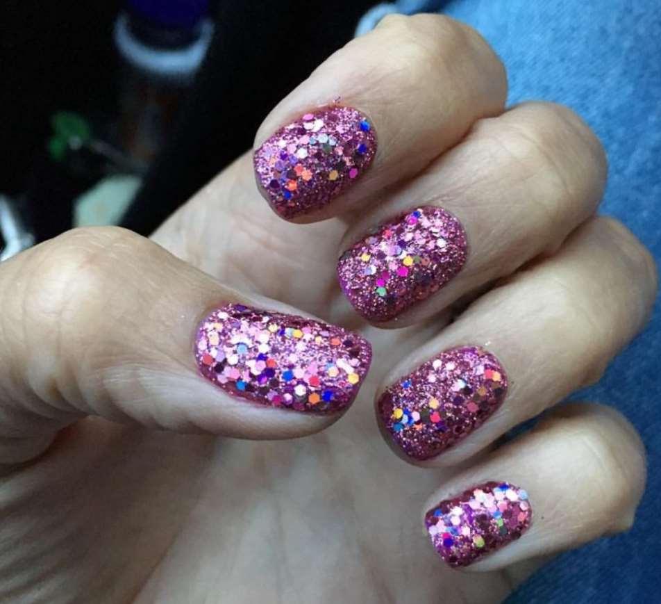 super easy nail designs