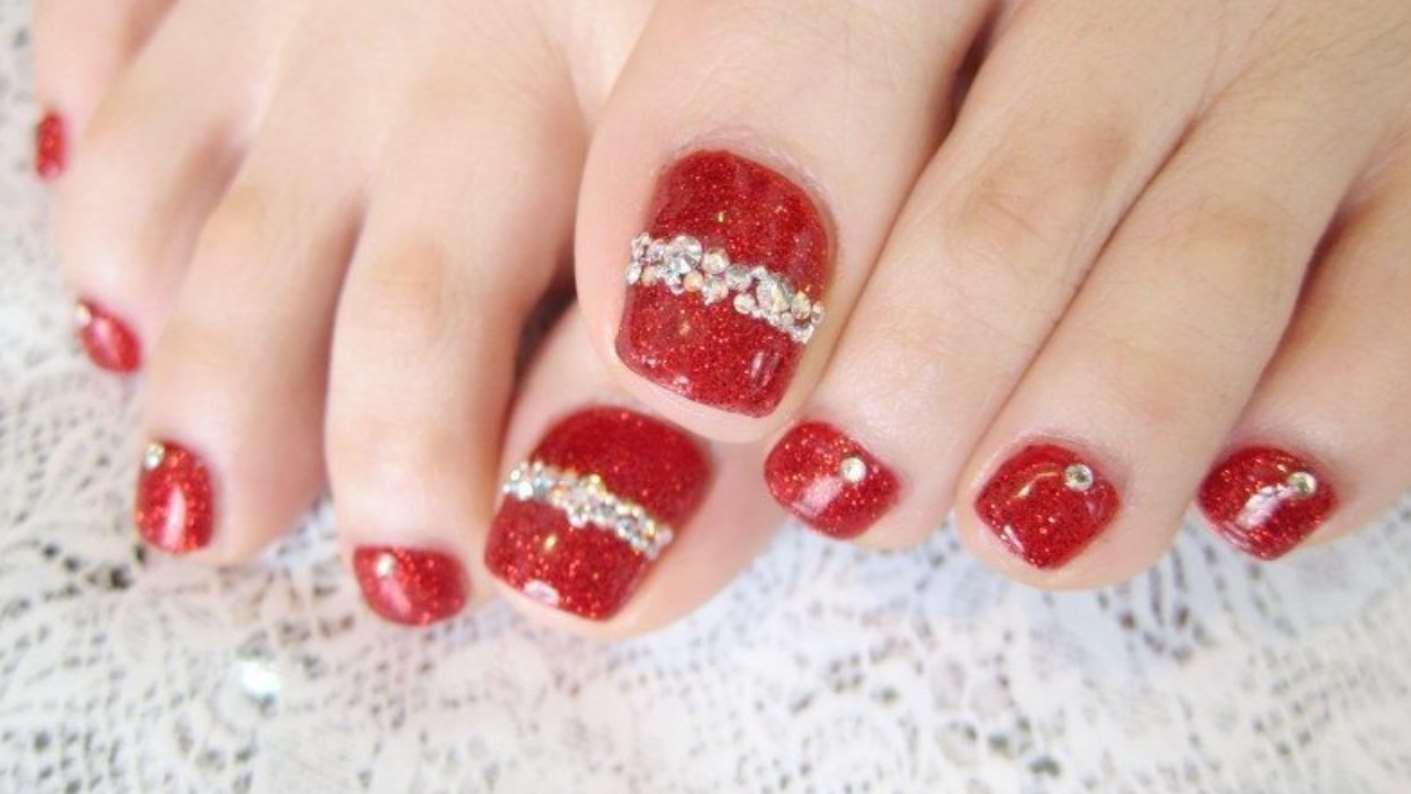 toe nail designs ideas