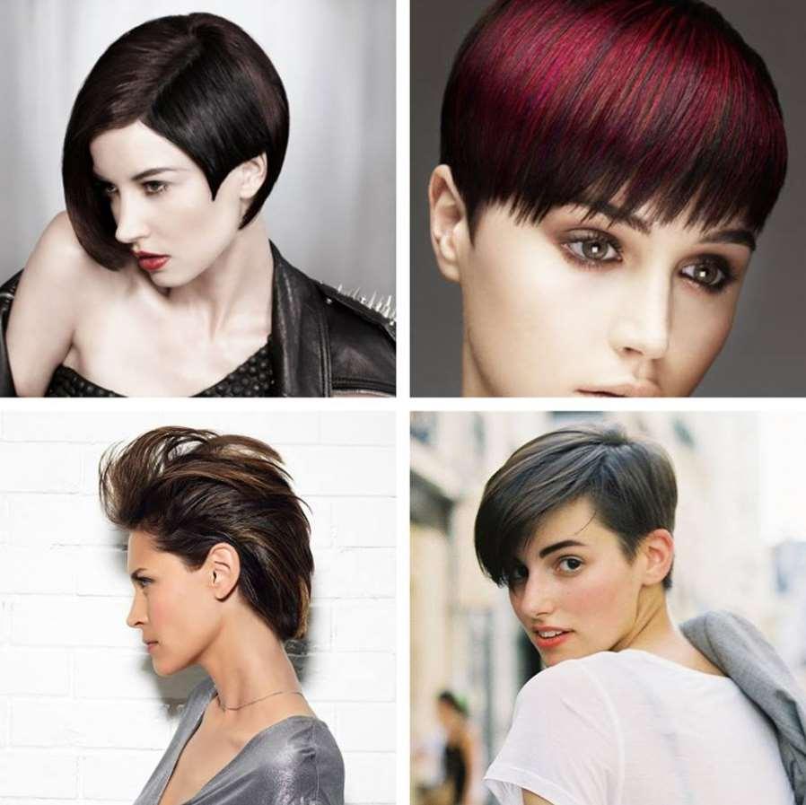 very short bob hairstyles
