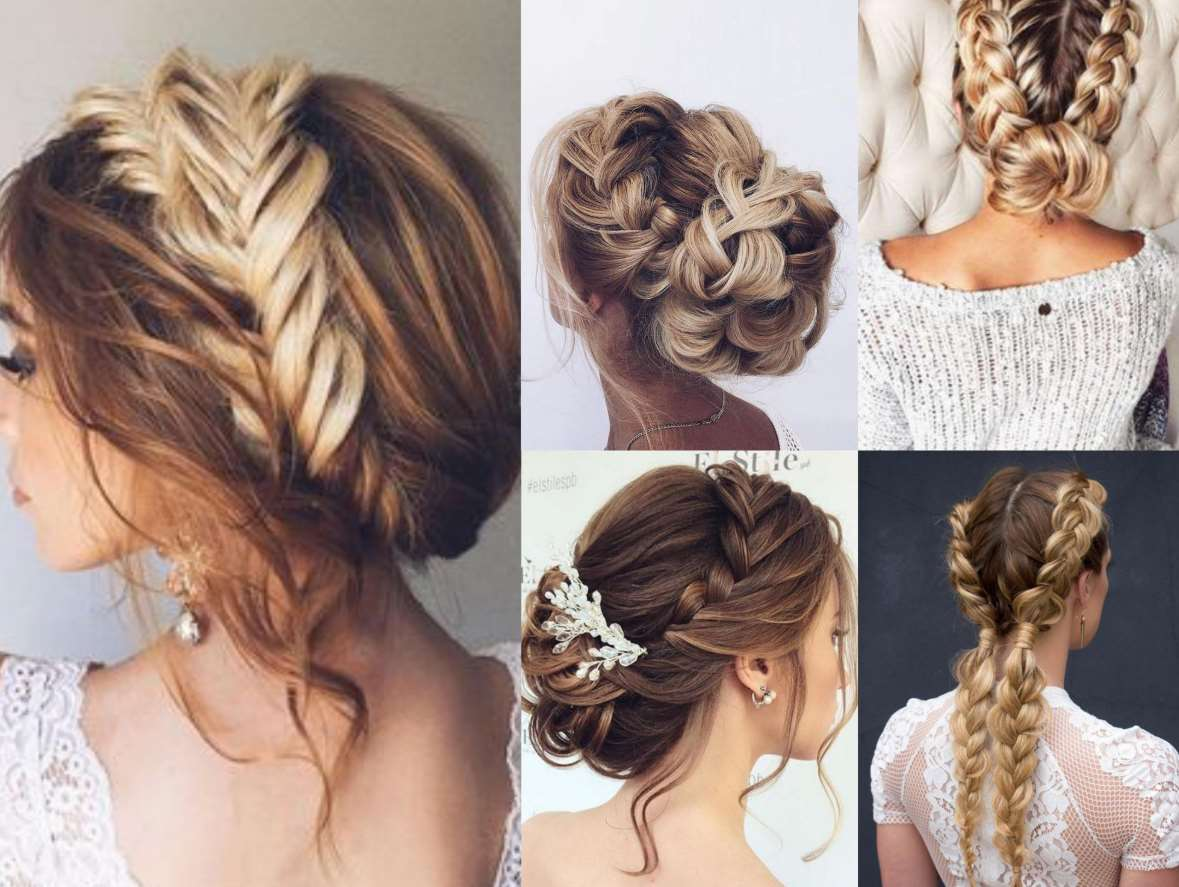 wedding buns hairstyles