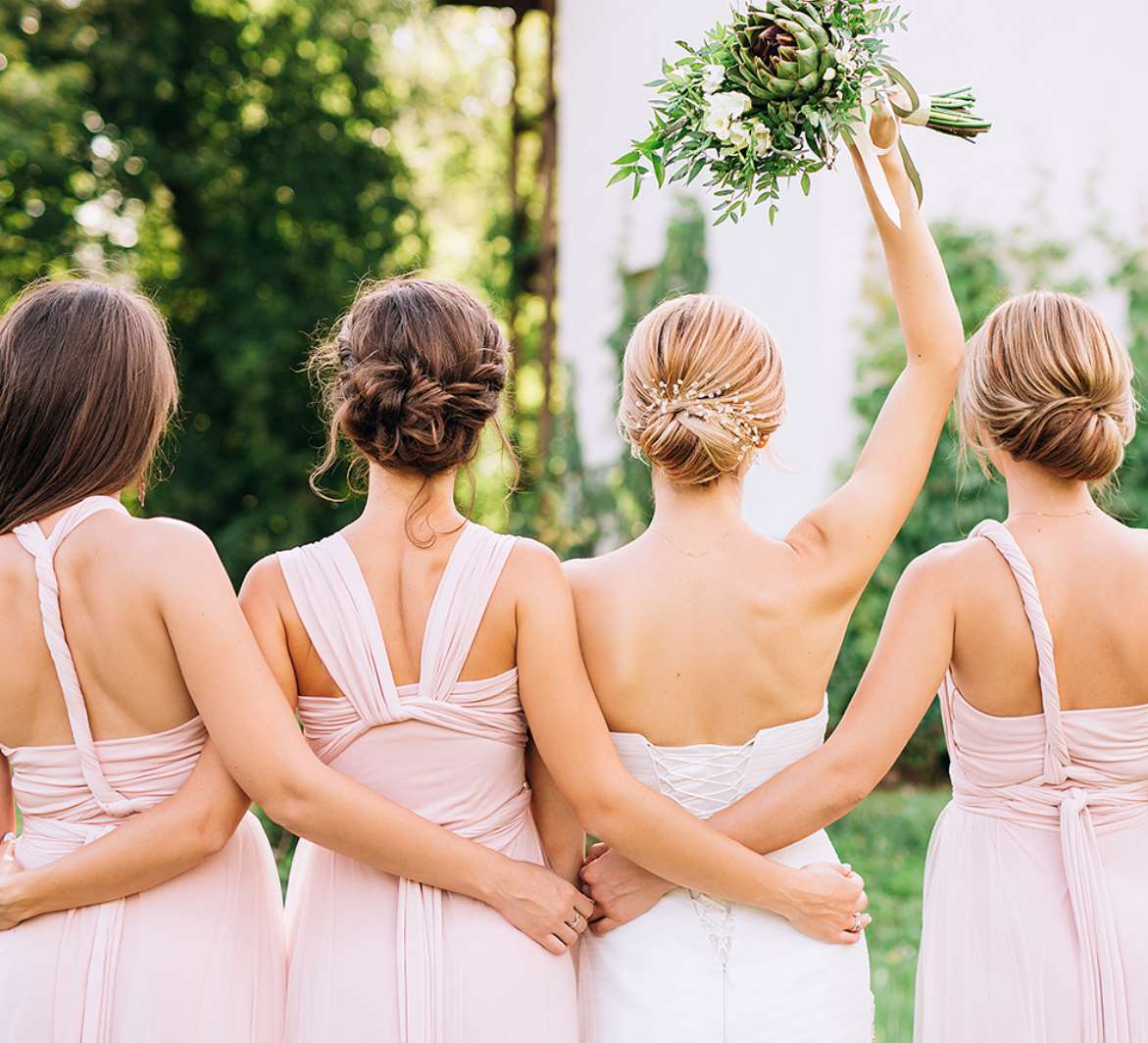 wedding hairstyles buns