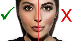 10 Makeup mistakes that you should avoid if you want a young and fresh look