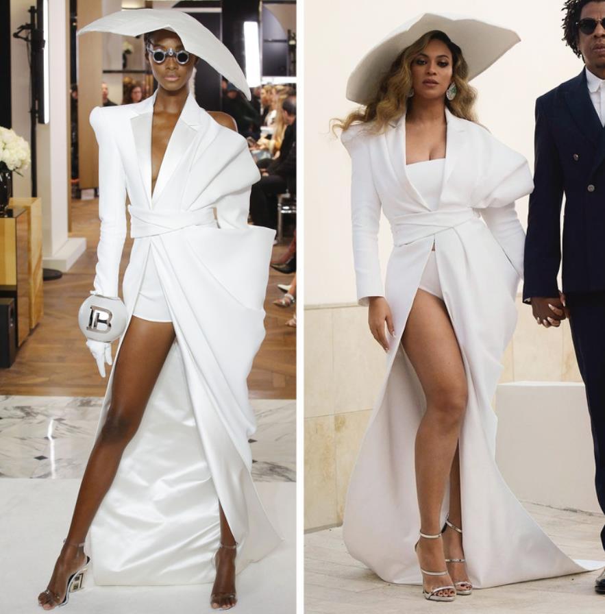 Balmain - Beyonce