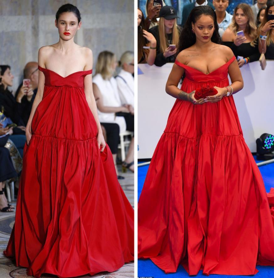 Giambattista Valli - Rihanna