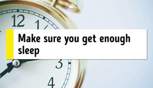 Have a good night's sleep and wake up full of energy with these easy tips