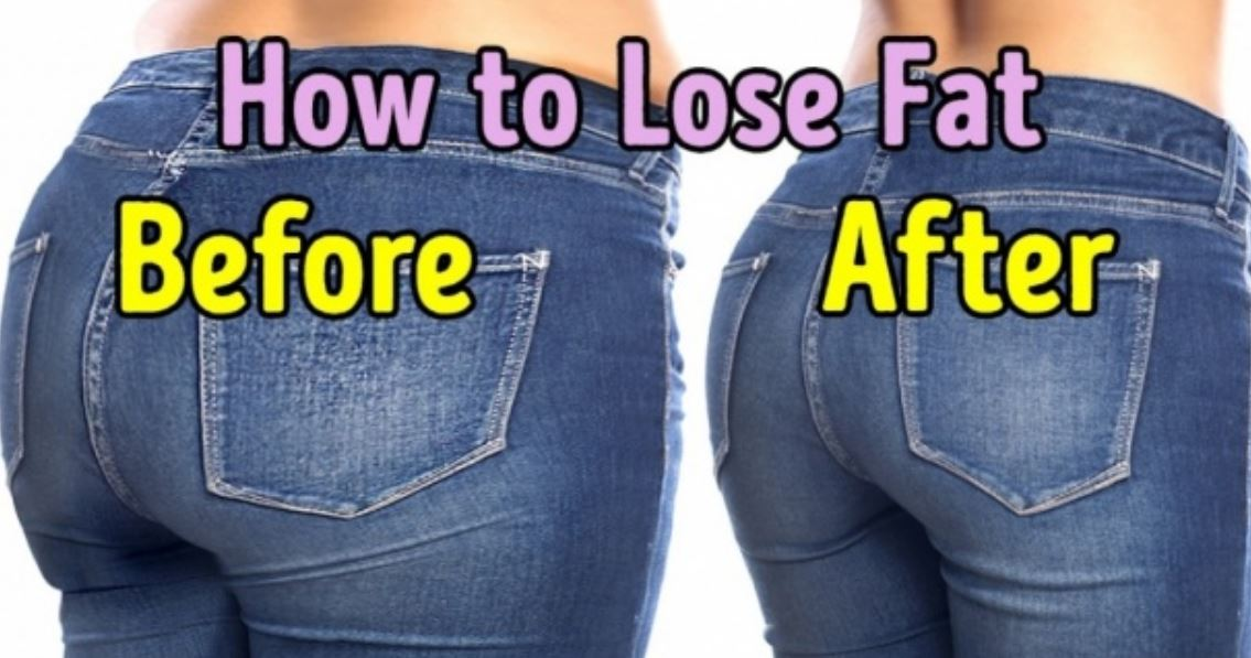 Lose Weight with these Incredible 6 Tricks