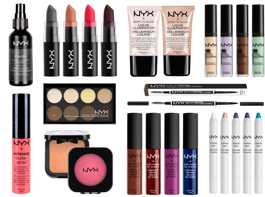 Косметика nyx купить наложенным платежом купить брендовую косметику украина