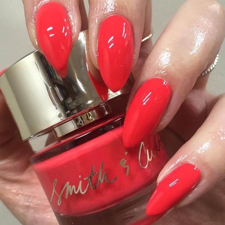 Smith and Cult Color Nail Polish in Psycho Candy