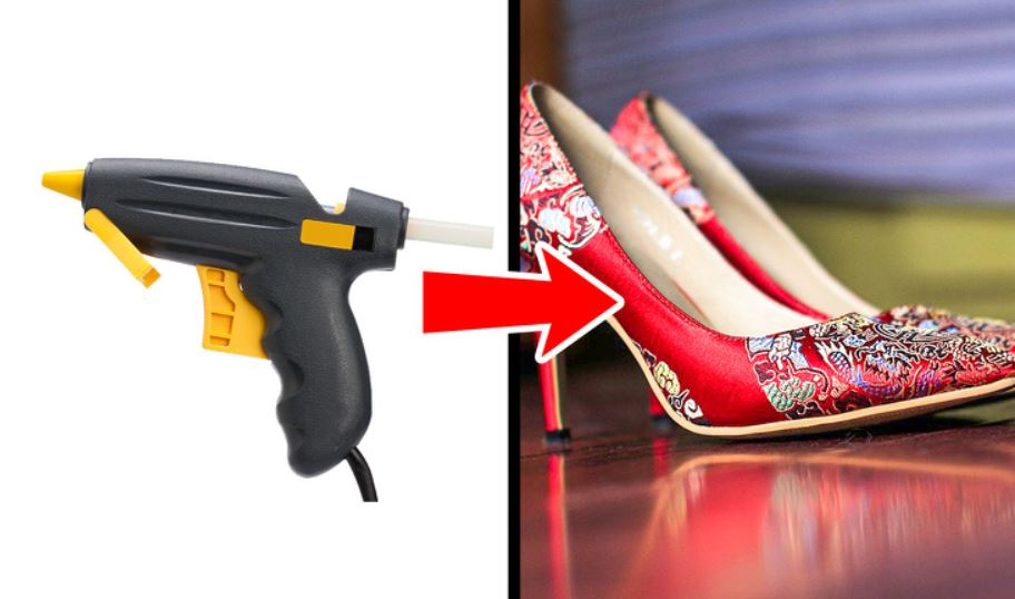 Unsafe footwear will not ruin your minute