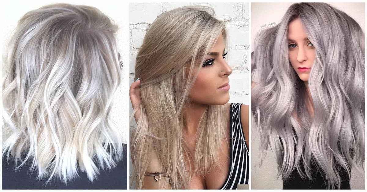ash blonde colors