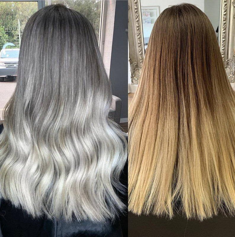 ash blonde hairstyles