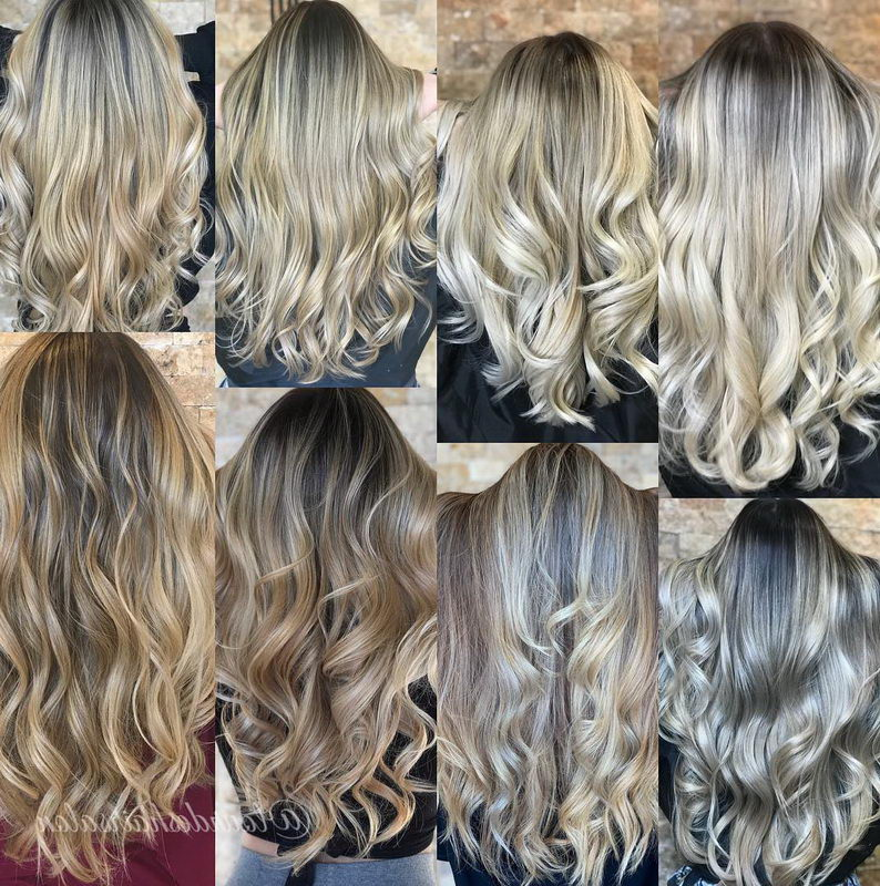 ash blonde ideas