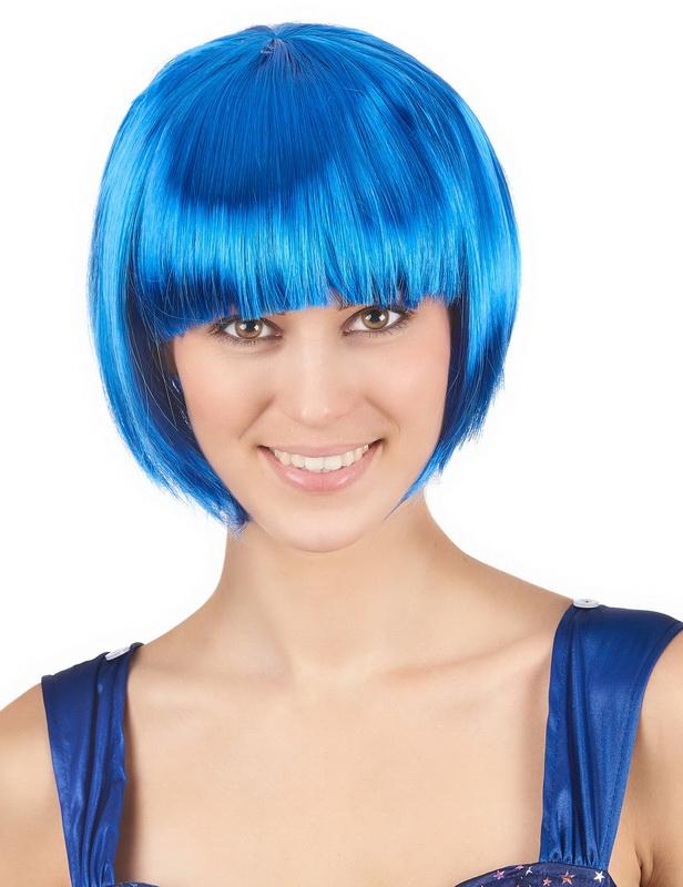 blue magic hair