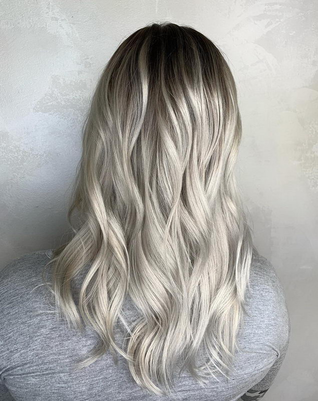dark ash blonde hair dye