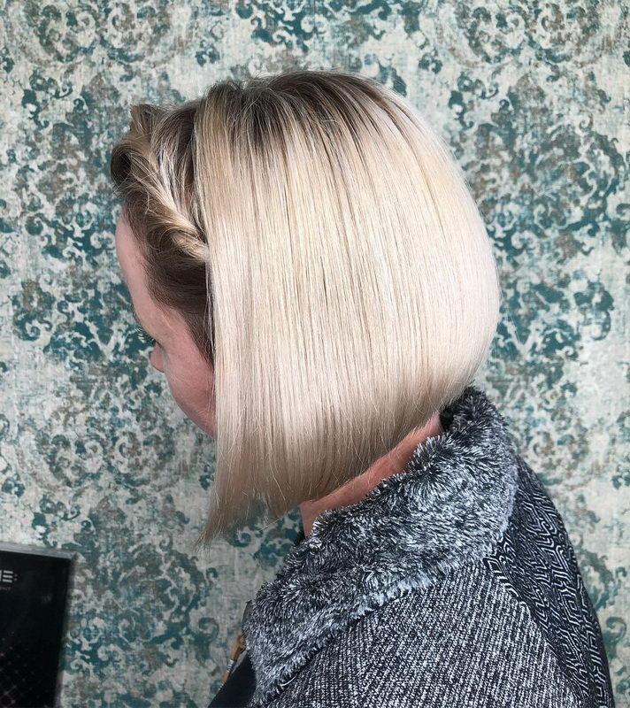 medium ash blonde