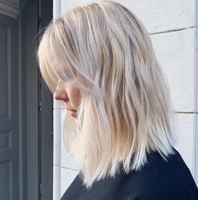 natural ash blonde