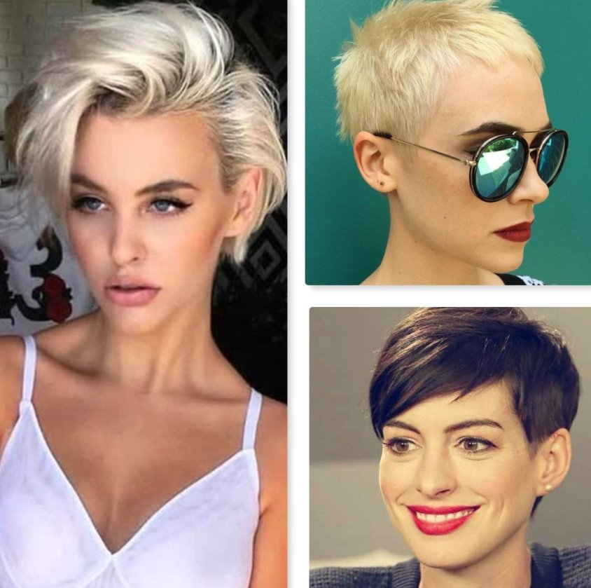 short easy haircuts