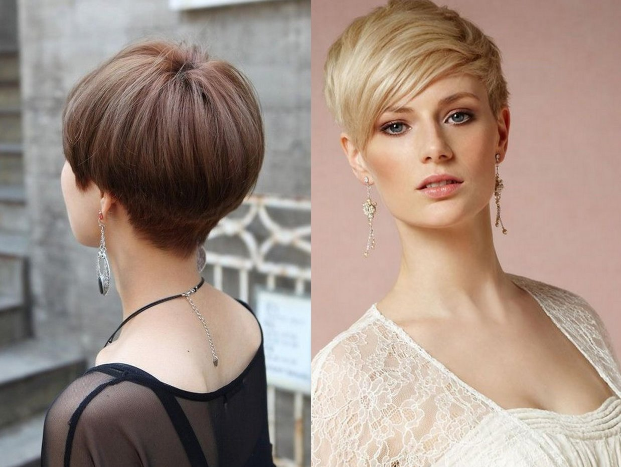 short hair women's haircuts