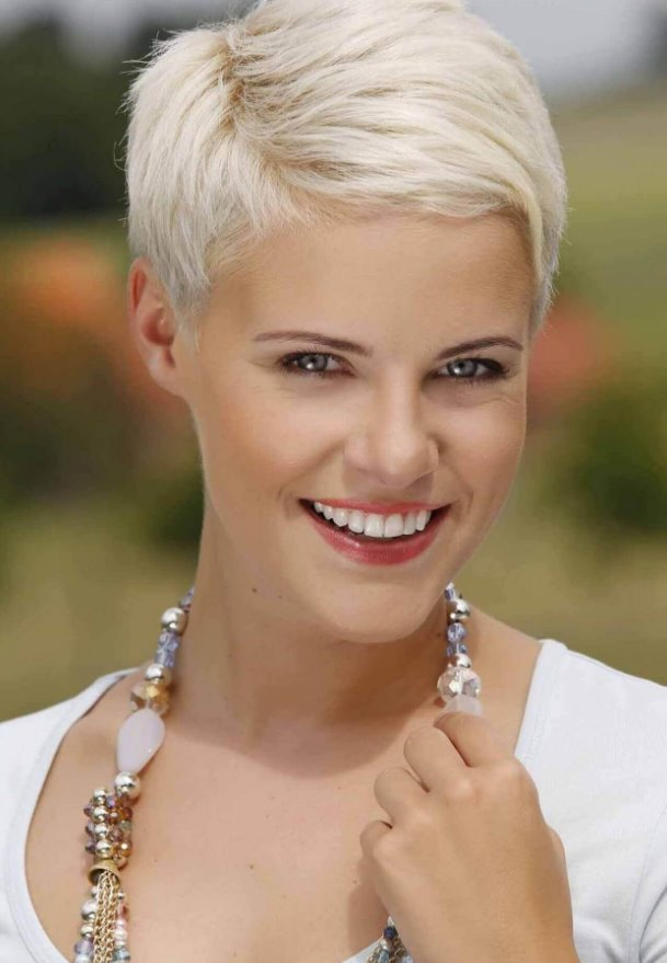 short haircuts for fine thin hair
