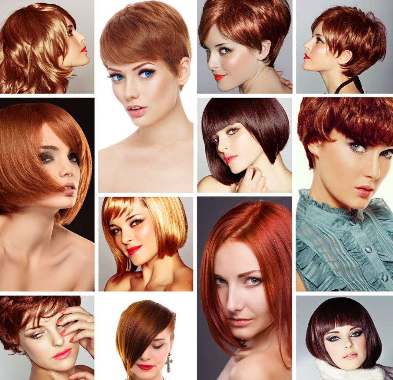 short haircuts redhead