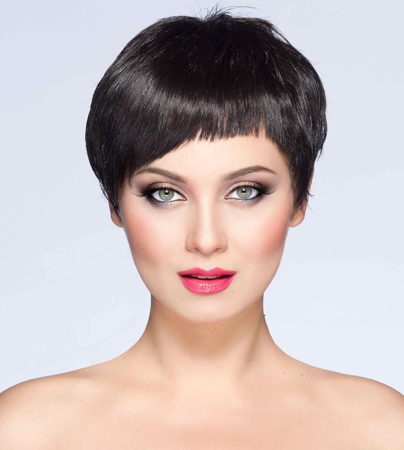 short natural haircuts