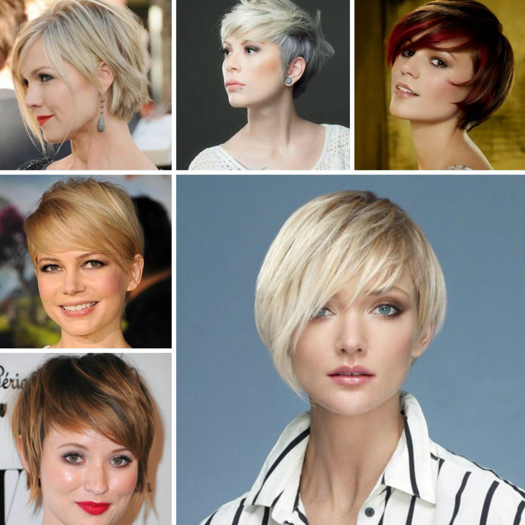 short women's haircuts