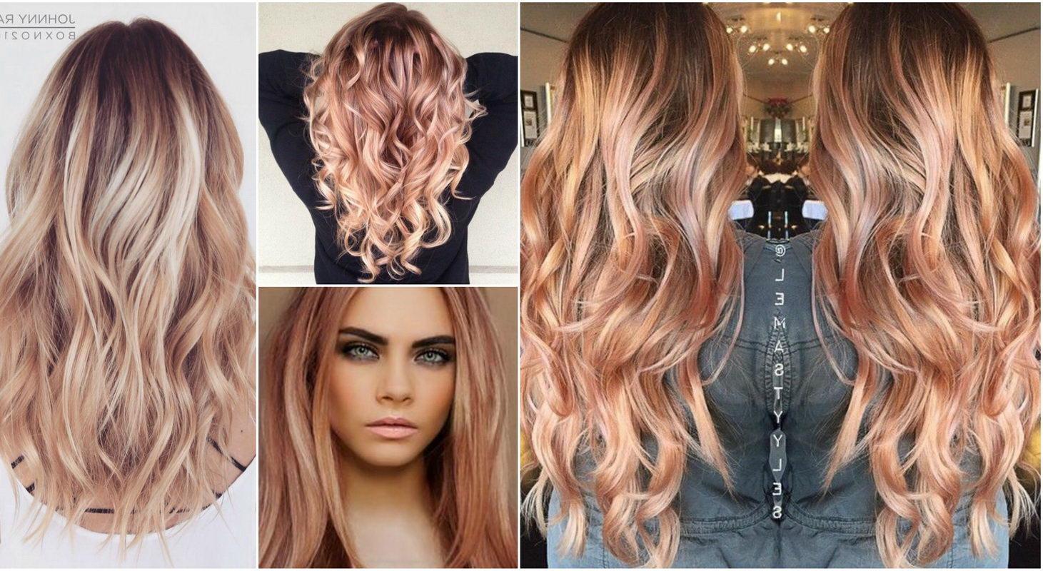 strawberry blonde hairstyles