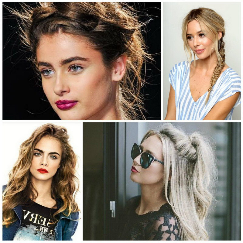 wavy hair ideas