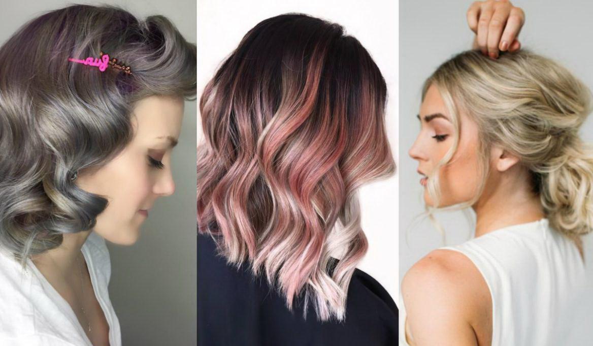 wavy hair models