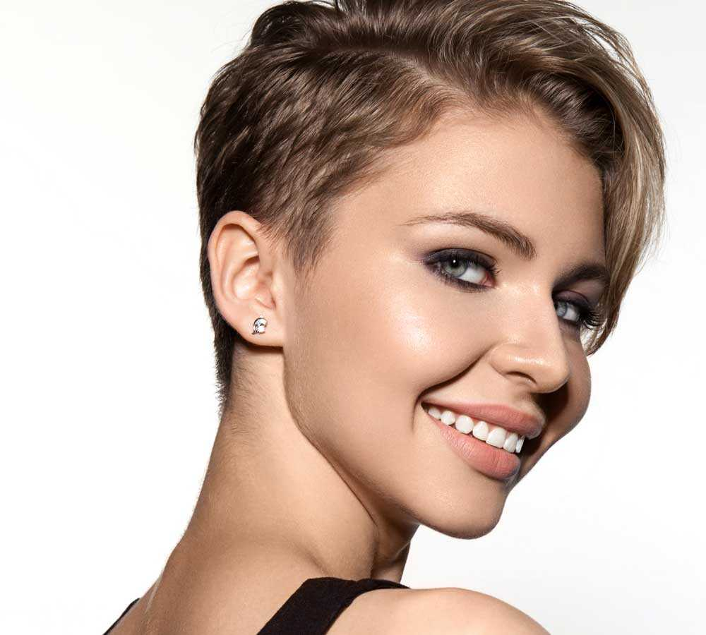 women's short haircuts