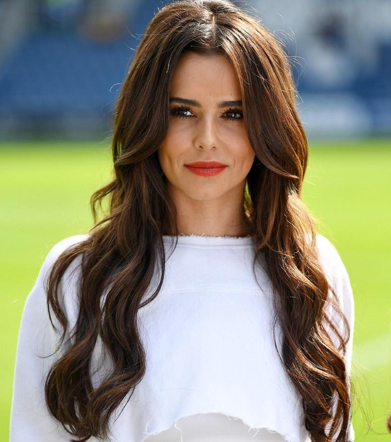 Cheryl Cole long hairstyle