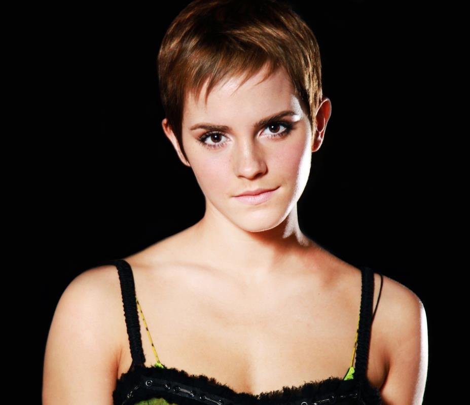 Emma Watson Haircut