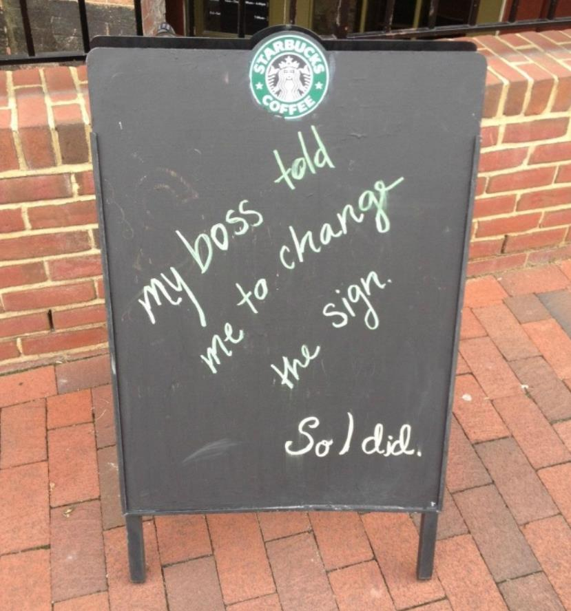 Funniest Signs on the Streets 9