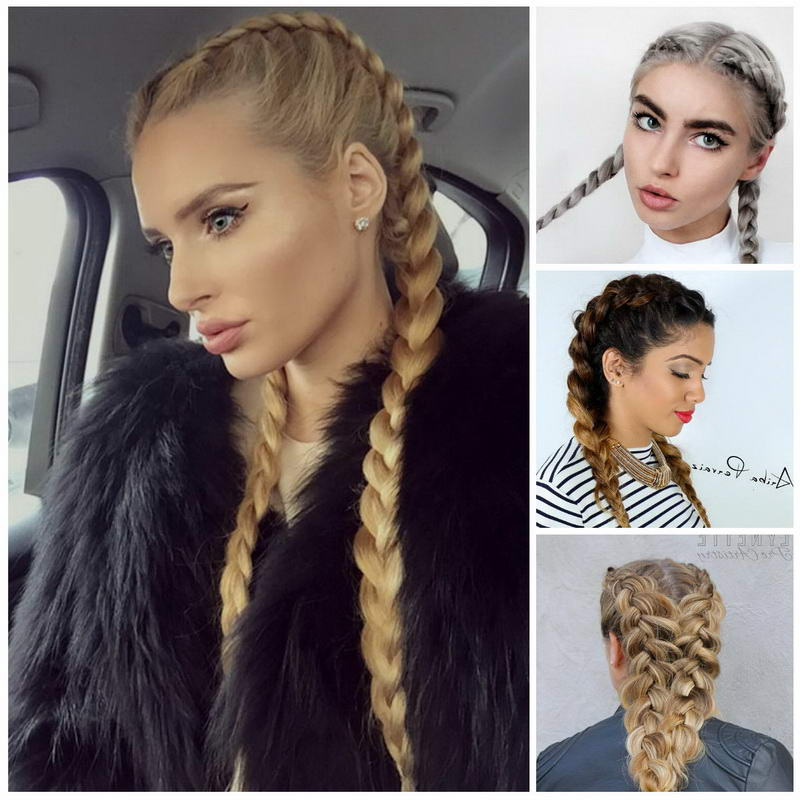 brided long hairstyles