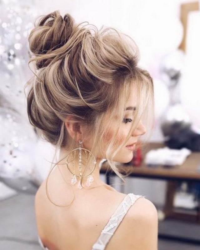 fancy hairstyle for long hair