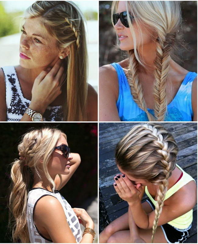 girls hairstyle for long hair