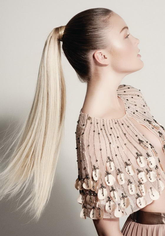 hairstyle for long straight hair