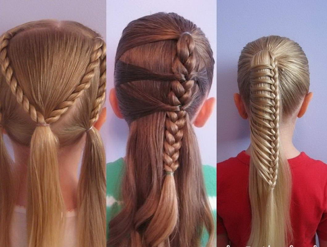 natural hairstyles for long hair