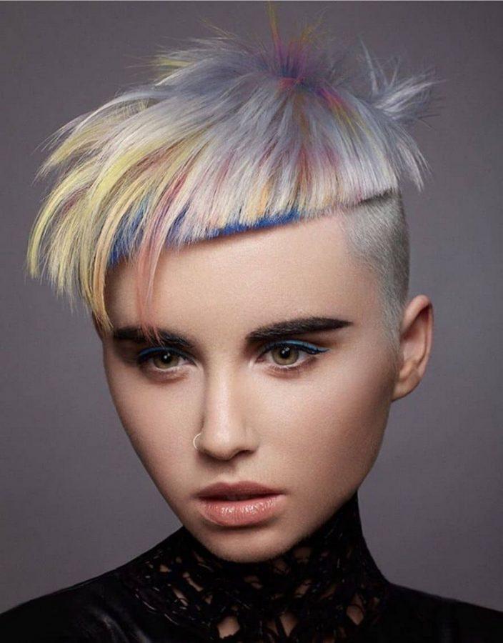 pixie haircuts for thin hair