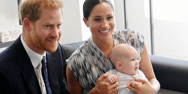 Meghan Markle's concern for Archie's safety reportedly contributed to the couple's Megxit.
