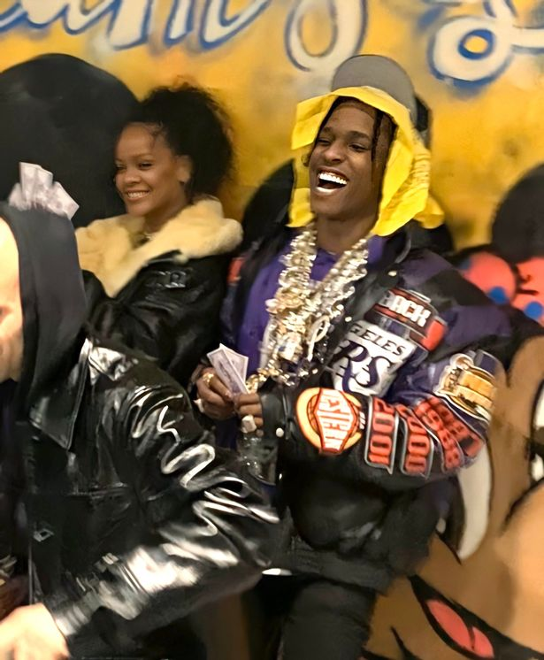 Newly-single Rihanna hangs out with Asap Rocky just a day after split from Hassan Jameel