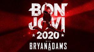 Bon Jovi Announces 2020 Tour With Bryan Adams