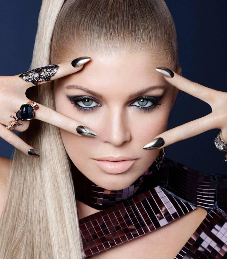 Fergie nails